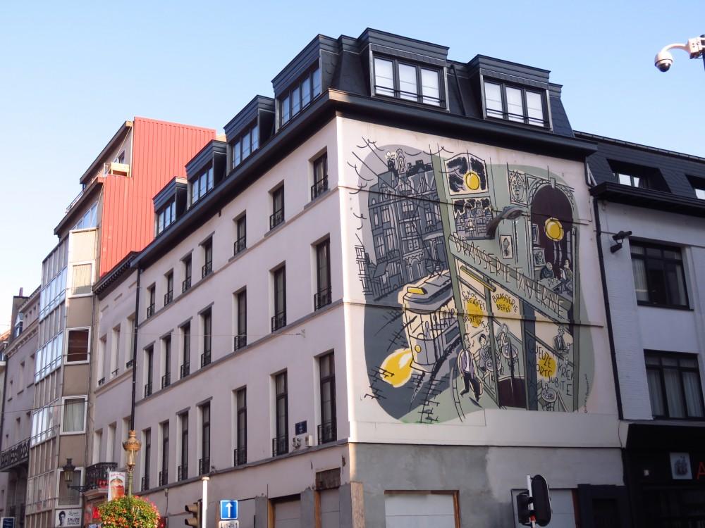 Брюссель без писающего мальчика Брюссель