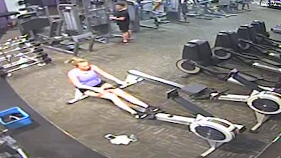 21-летняя девушка чуть не умерла на тренажёре в спортзале МиР