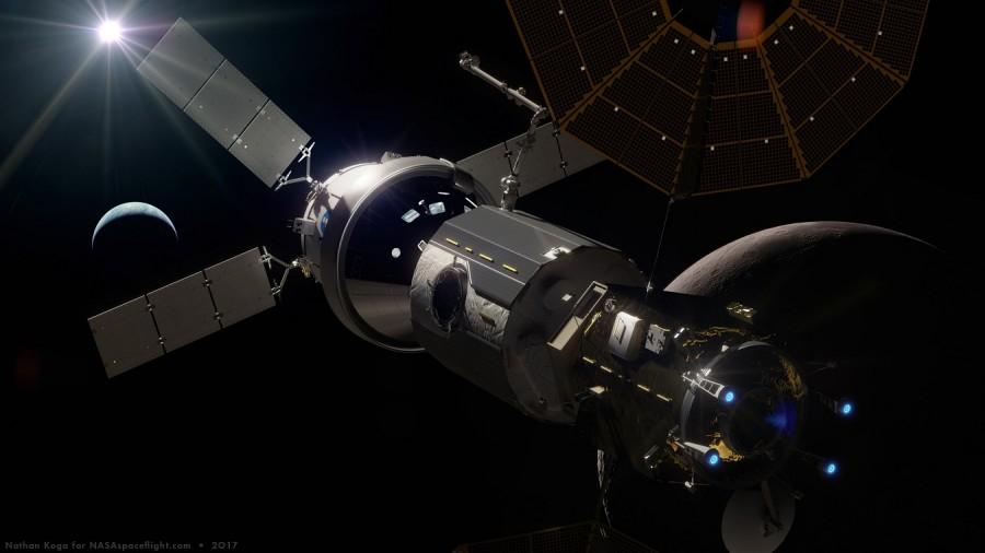 Утвержден бюджет NASA на 2019 год