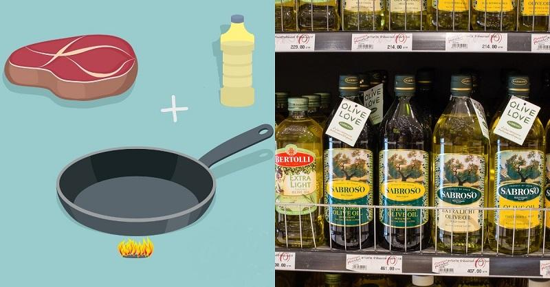 Ошибки при приготовлении стейка кулинария