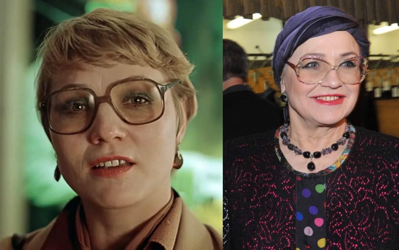 «Зимняя вишня» актёры тогда и сейчас фото Актёры тогда и сейчас