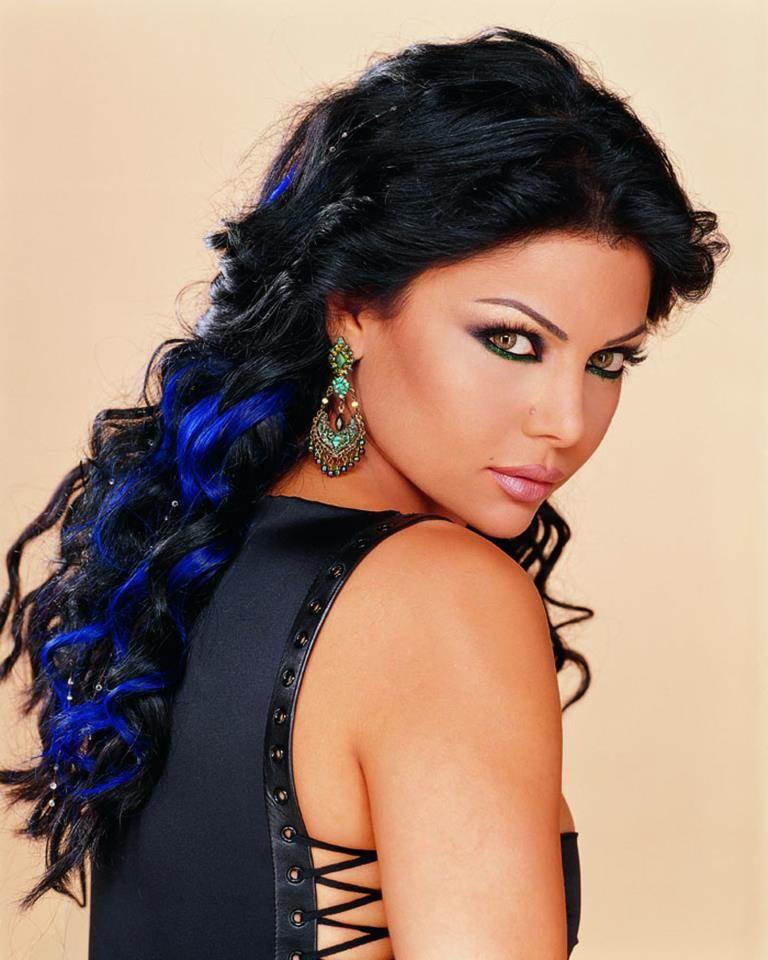 Самые красивые ливанки Супер новости