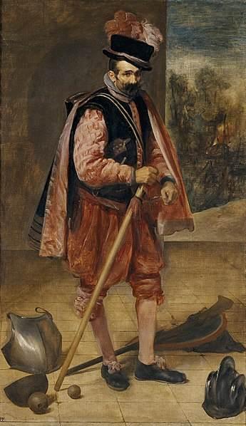 Диего Веласкес самые известные картины Великие иностранные художники