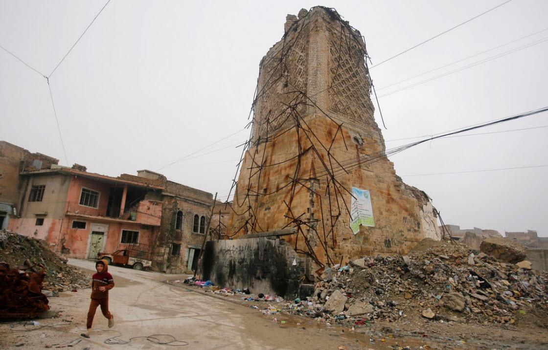 Сложный процесс восстановления Мосула архитектура