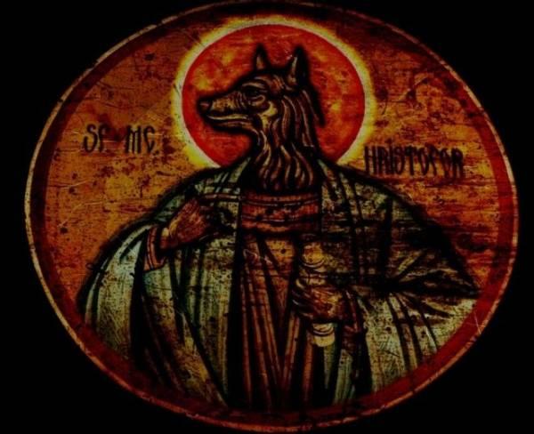 Мученик с головой собаки: самый загадочный святой в христианстве интересное