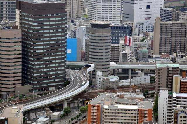 Необычное строение Gate Tower в Японии. МиР