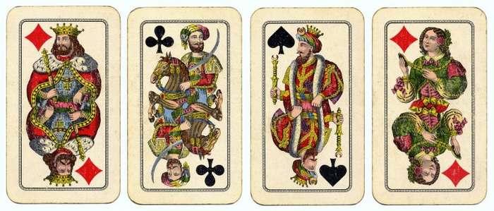 Игральные карты и их создание Интересное