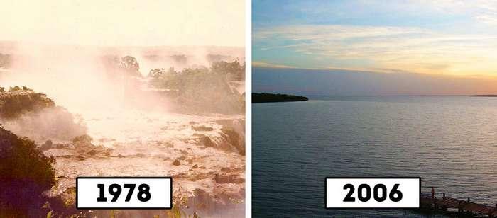 11популярных туристических достопримечательностей, которых больше нет, потому что мыихуничтожили туризм и отдых