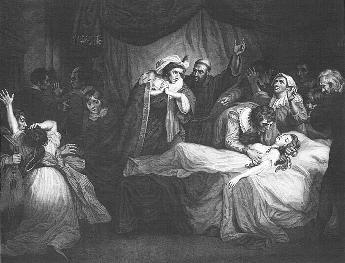 Ромео и Джульетта. Трагедии судьбы. Как создавалась легенда интересное