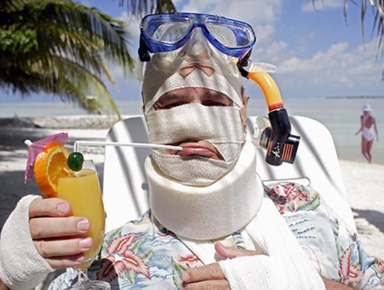 10 самых оригинальных страховых случаев в туризме авиатур