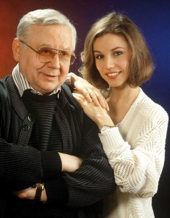 Как складывается жизнь Марины Зудиной после ухода Олега Табакова