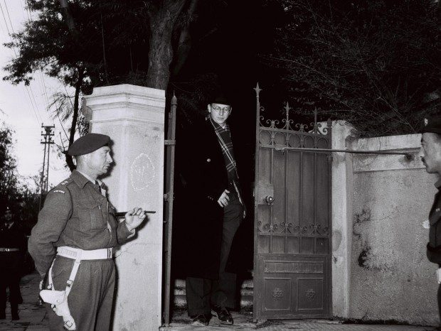Взрыв, рассоривший СССР и Израиль