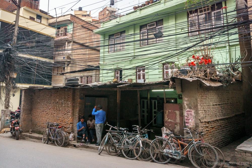 Непал: жара, грязь, пыль и свобода