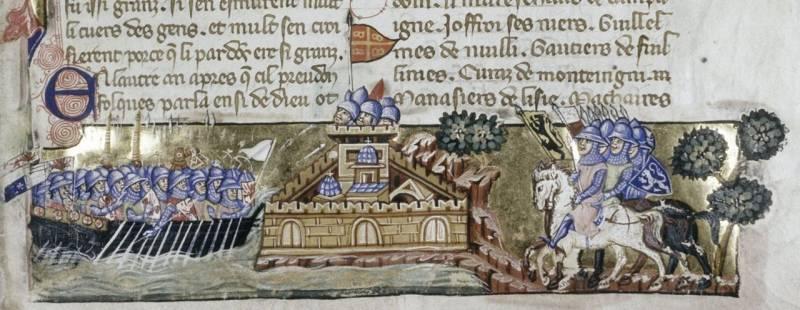 Первое падение Константинополя