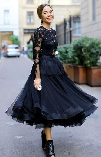 Великолепие маленького чёрного платья: 25+ изумительных идей женские хобби