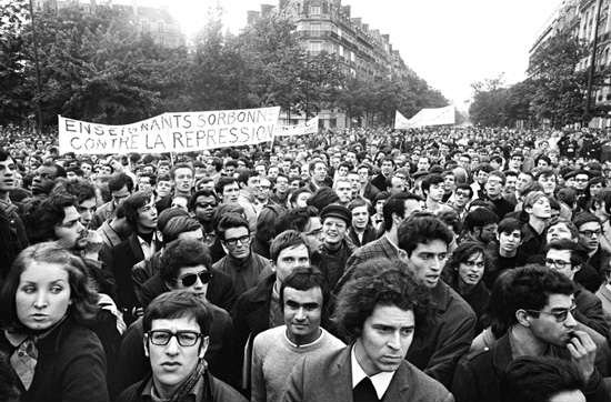 Каким был протест