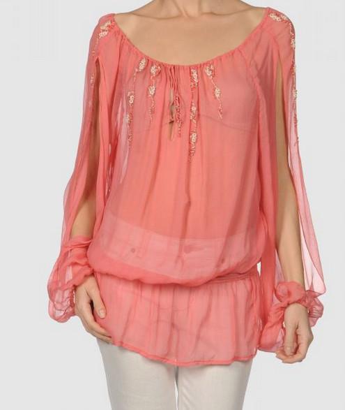 Шьем блузку-крестьянку: идеи и моделирование блуза-крестьянка