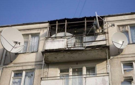 Балконы как показатель состоятельности жильцов картинки