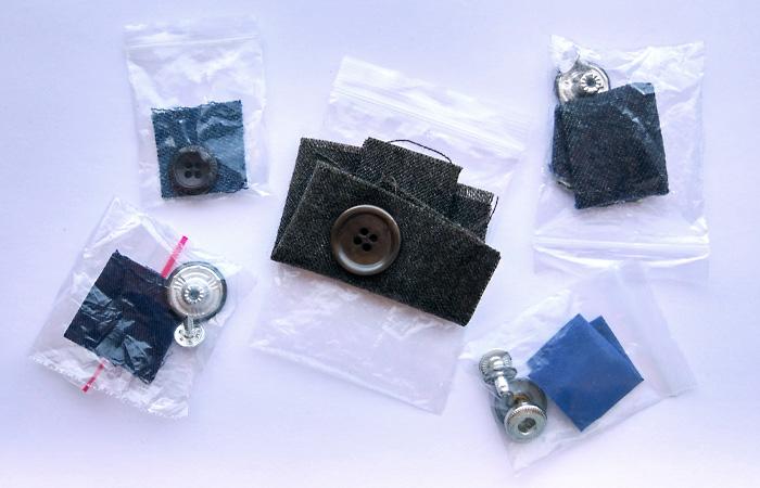 Для чего действительно нужен лоскут ткани, который прилагается к новой одежде домашний очаг