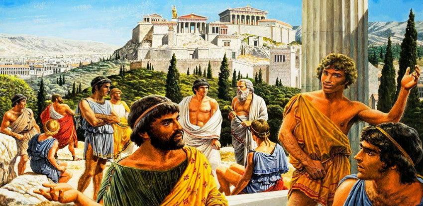 О САМЫХ ДАЛЕКИХ ПРЕДКАХ СОВРЕМЕННЫХ ЕВРОПЕЙСКИХ НАРОДОВ