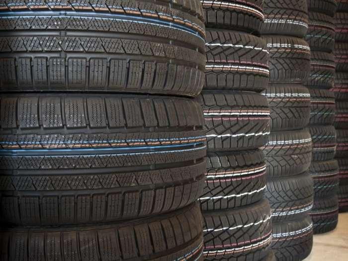 Вот что означают цветные точки и полоски, которые можно заметить на новых шинах
