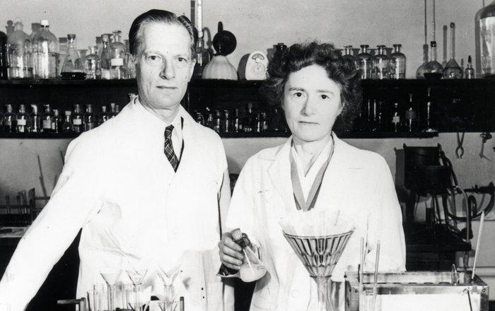 Знаменитые ученые пары, которые оставили свой след в истории интересное