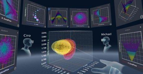 Офисы в виртуальности уже превосходят свои реальные аналоги виртуальная реальность