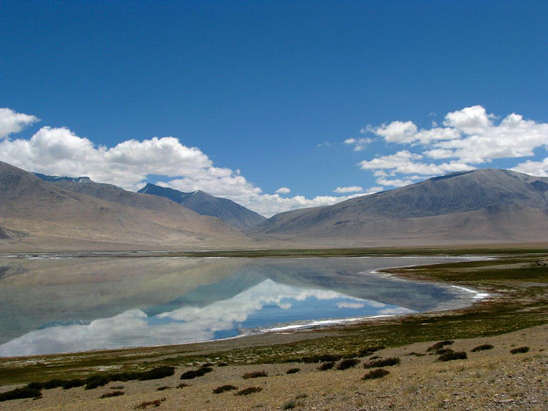 Озера в Гималаях: 10 мест, которые поражают своим неземным великолепием авиатур