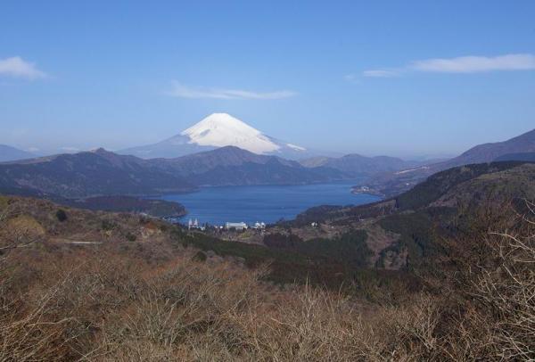 Озеро Аси – зеркало горы Фудзи авиатур