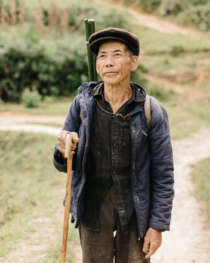 Удивительные снимки путешествия одного человека по Северному Вьетнаму автотуризм