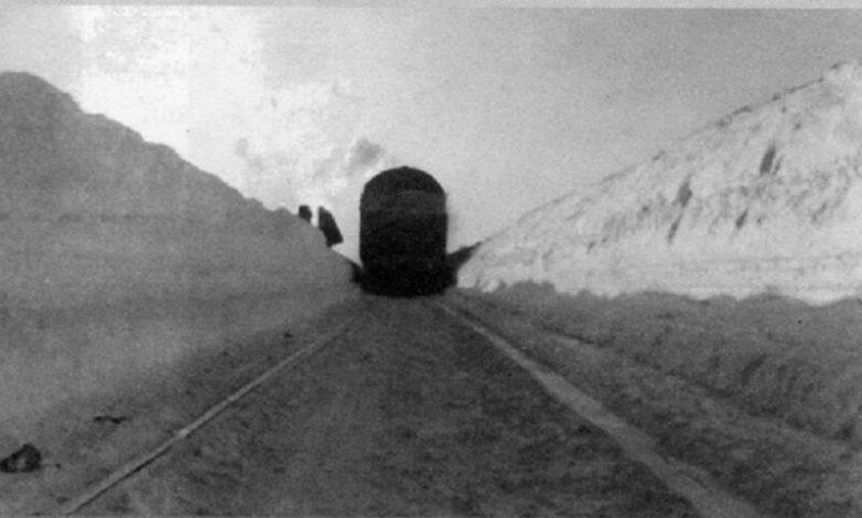 Трагическая история строительства Трансполярной магистрали