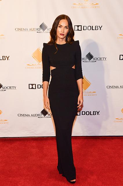 Меган Фокс на премии в Лос-Анджелесе Звездный стиль
