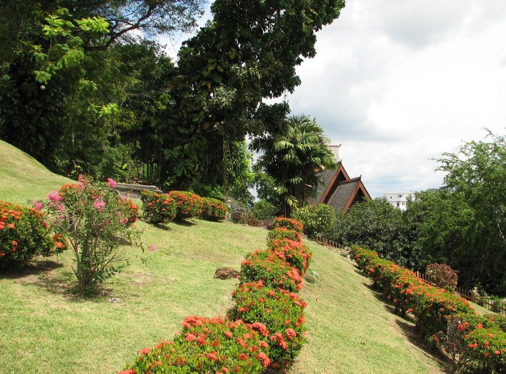Малакка. Колониальный городок, где резину добывают из деревьев