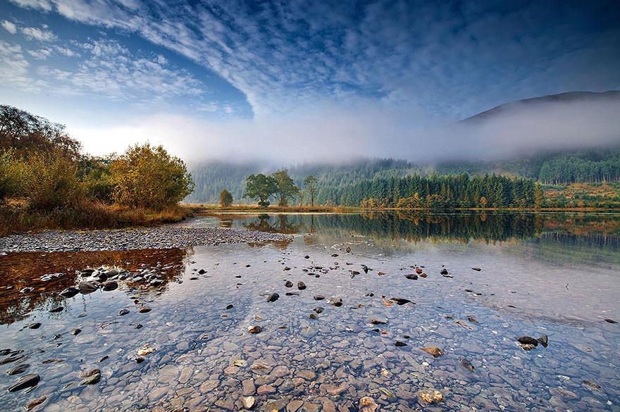 24 фото, которые станут причиной вашей поездки в Шотландию природа