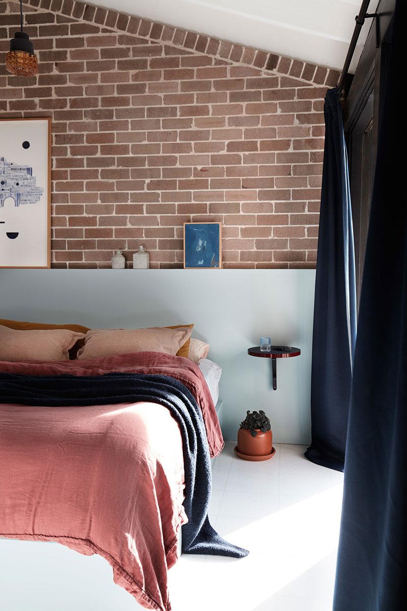 Дом с веселым нравом в пригороде Сиднея Австралия
