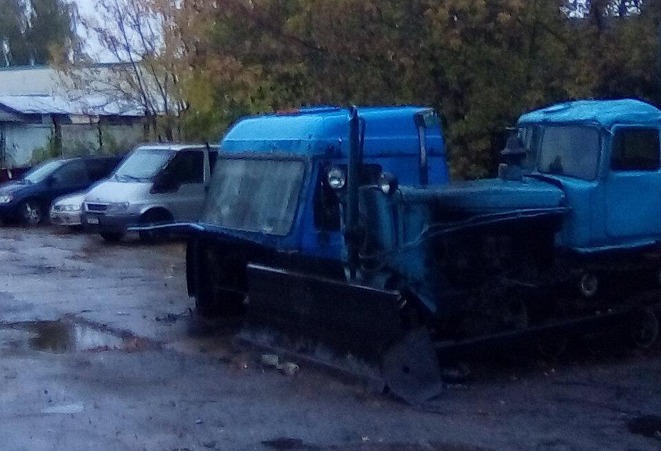Мужик купил старый ржавый грузовик МАЗ и восстановил его для себя, получилась неплохая рабочая лошадка авто