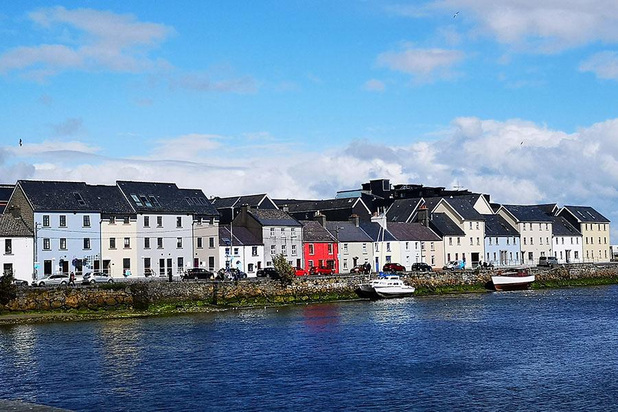 Голуэй. Самый музыкальный город Ирландии… авиатур