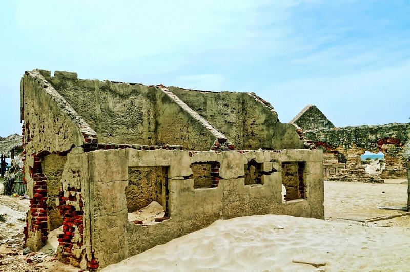 Дханушкоди – город призрак, разрушенный ураганом авиатур