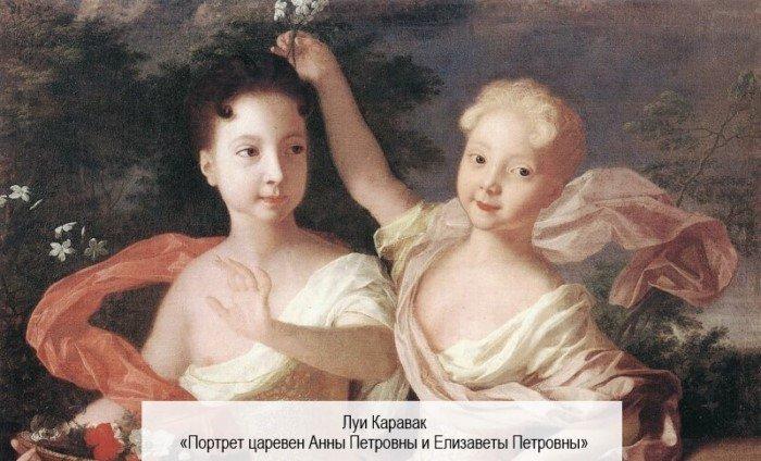 Короткая и несчастливая жизнь любимой дочери Петра I