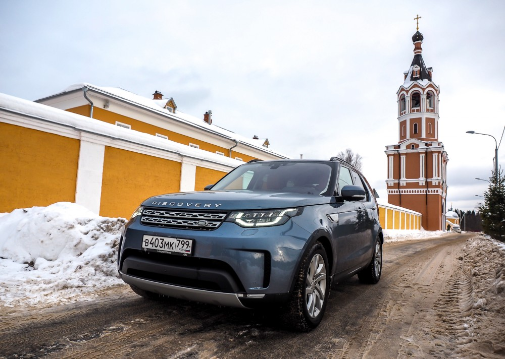 Land Rover Discovery 5 - мнение не профессионала land rover discovery 5