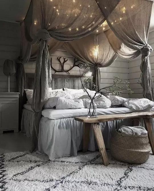 Спальня влюблённых: 8 способов создать романтический интерьер для двоих декор