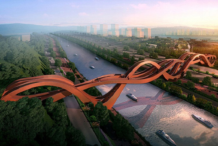 10 мостов мира, конструкции которых приводят в восторг своей неординарностью и величием архитектура