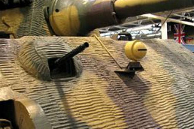 Циммерит: секретное покрытие танков Гитлера вермахт