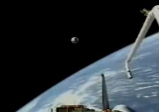 Снимки НЛО из архивов NASA nasa
