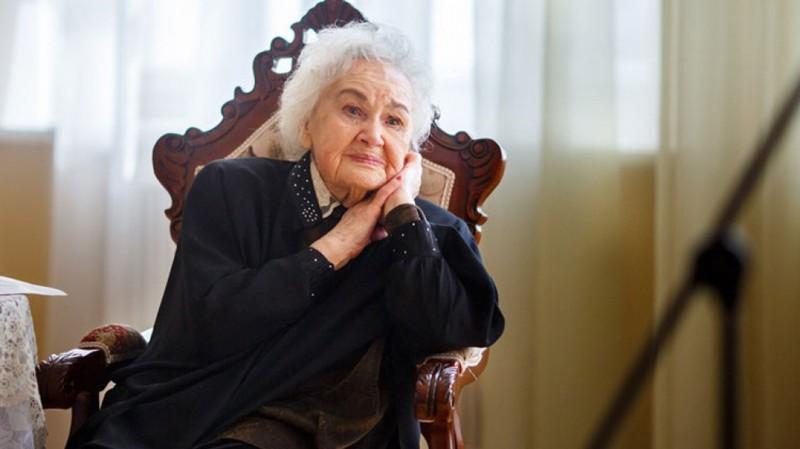 Софья Аверичева: разведчик и актриса Великая отечественная война