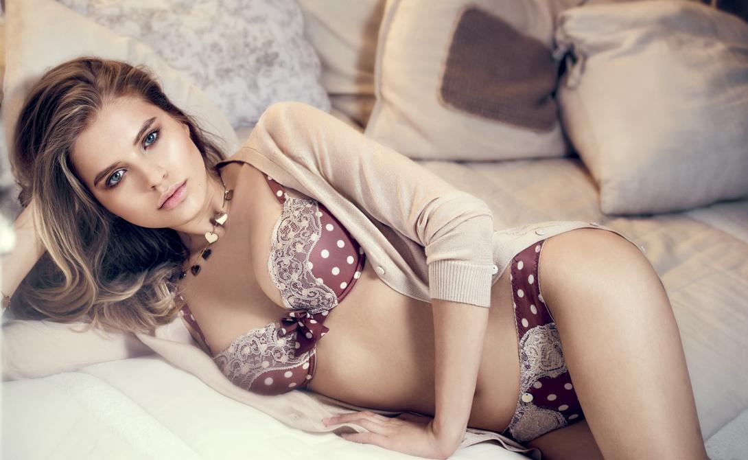 Таня Митюшина: русская краса Девушки