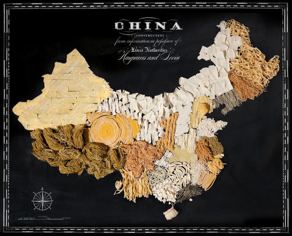 Вкусы стран мира страны