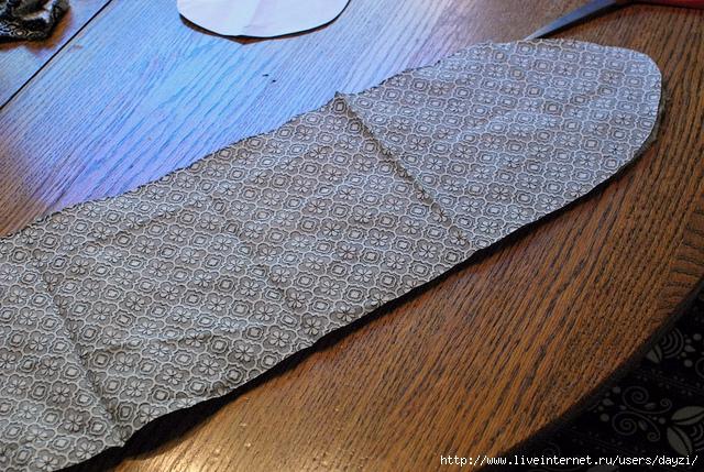 Переделка старого свитера в оригинальный дизайнерский шарф женские хобби