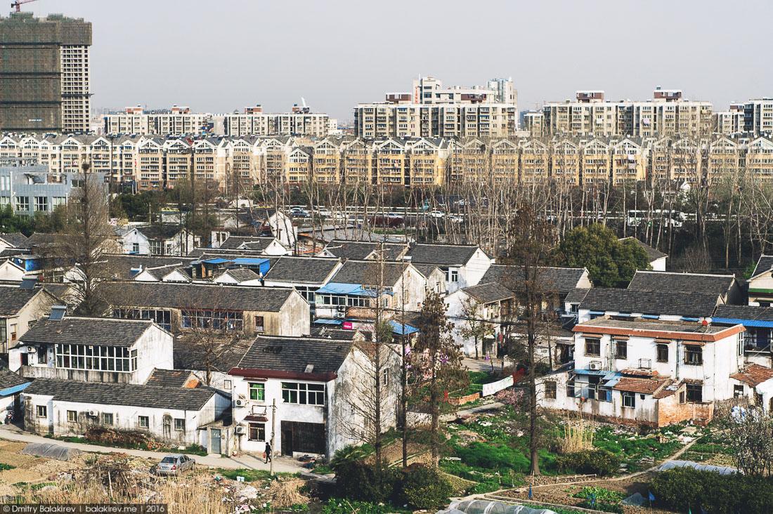 Китай нетуристический Китай