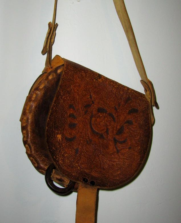 Реставрация кожаной сумки: мастер-класс женские хобби